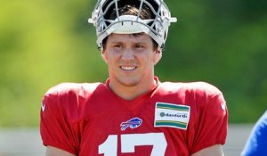Fresh produce on the way! Josh Allen's family promises cantaloupe for Bills front office