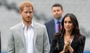 Visite officielle en France : Meghan et Harry annulent tout !