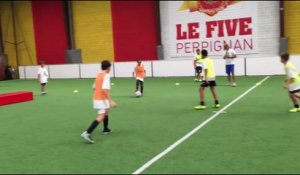 JEU A THEMES - ASPTG STAGE FOOT - FIVE PERPIGNAN - 07.08.2018 - N°7