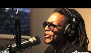 Lupe Fiasco Visits Torae on #TorGuideSXM
