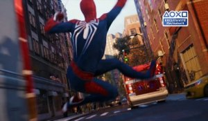 Marvel's Spider-Man - Gameplay Trailer (VF)