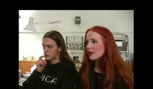 Behind the Music: Simone Simons over Mark Jansen (2005)