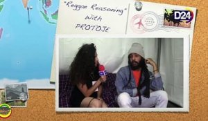 "D24TV: ""Reggae Reasoning"" con PROTOJE"