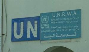 UNRWA : coupes américaines, colère palestinienne