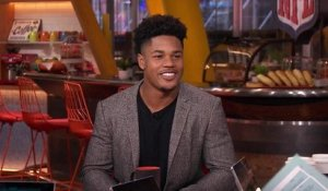 Sterling Shepard talks OBJ, Saquon Barkley, Baker Mayfield