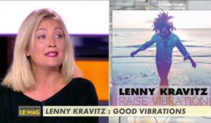 Lenny Kravitz : good vibrations