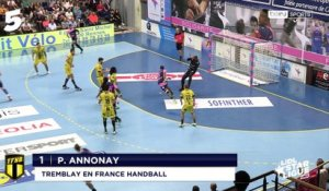 Top Arrets J01 | Lidl Starligue 18-19