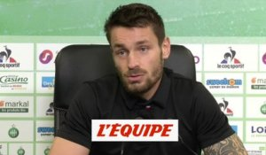 Debuchy «On a besoin du soutien de nos supporters» - Foot - L1 - ASSE