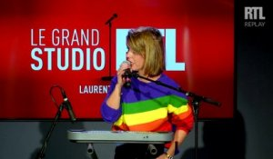Laurie Peret - L'Accouchement - Le Grand Studio RTL Humour