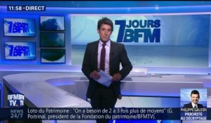 7 jours BFM - 12h-14h