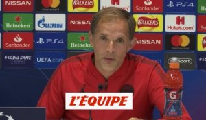 Tuchel «Faire un exploit demain face à Liverpool» - Foot - C1 - PSG