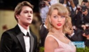Joe Alwyn Discusses 'Successfully Very Private' Relationship With Taylor Swift | Billboard News