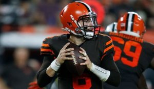 Brandt: 'We'll see what Baker Mayfield is made of this week'