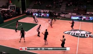 Leaders Cup PRO B : Gries-Oberhoffen vs Aix-Maurienne (J3)