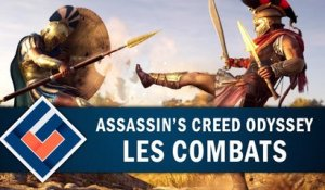 ASSASSIN'S CREED ODYSSEY : Des combats réussis ? | GAMEPLAY FR