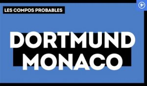 Borussia Dortmund-AS Monaco : les compositions probables