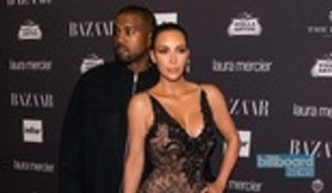Kanye West Gave Kim Kardashian a $1 Million Check So She'd Say No to a Fashion Deal | Billboard News
