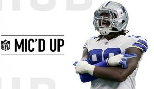 Mic'd Up: DeMarcus Lawrence celebrates a career performance | Week 4