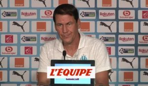Garcia «On a besoin de soutiens» - Foot - L1 - OM