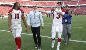 Silver: Cardinals players are 'loving' Josh Rosen right now