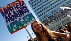 "Berlin : manifestation pour une ""Allemagne indivisible"""