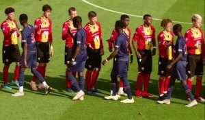 Paris Saint-Germain - RC Lens (U19) : Le résumé