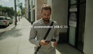 mophie powerstation USB-C 3XL (1080p)