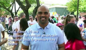 Elections mi-mandat: Colin Allred, du football US à la politique