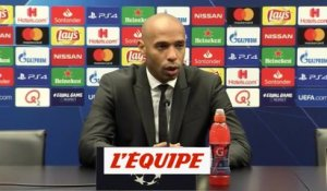 Henry «On ne va pas s'emballer» - Foot - C1 - ASM