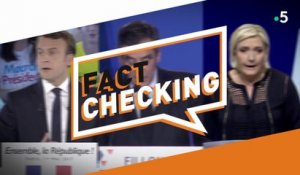 Le fact-checking !