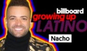 Nacho Talks Family Traditions & Favorite Foods, Sings an Unreleased Song | Growing Up Latino