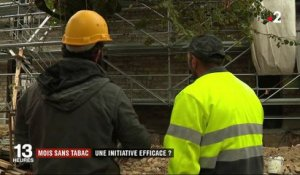 Mois sans tabac : une initiative efficace ?
