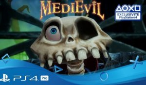 MediEvil - Trailer d'annonce  2019  Exclu PS4