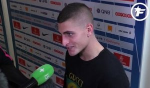 Les excuses de Marco Verratti