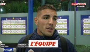 Delort «On a l'ambition de rester le plus haut possible» - Foot - L1 - Montpellier