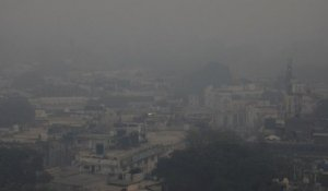 Inde : record de pollution à New Delhi après Diwali