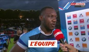 Joseph «On est frustrés» - Rugby - Tests internationaux - Barbarians-Tonga