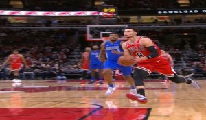 Dunk of the Night: Zach LaVine