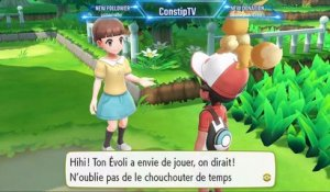 [FR] Pokémon Let's Go Evoli ! (13/11/2018 10:41)