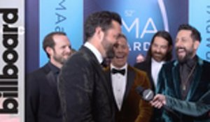 Old Dominion Talk 'Make It Sweet,' Arena Tour & More at 2018 CMA Awards | Billboard