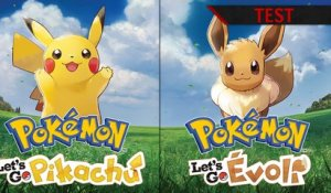 Test | Pokémon Let's Go Pikachu et Evoli - La version jaune revient !