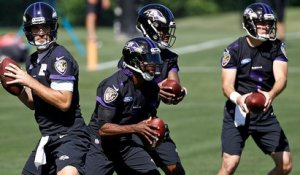 Who should be Ravens' starter if all QBs are healthy?