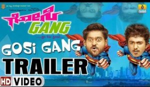 Gosi Gang HD Video Trailer - 2 | New Kannada Movie | Ajay Karthik Yathiraj Jaggesh | Jhankar Music