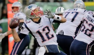 Pats show multiple play-fakes to set up Brady's 20-yard pass