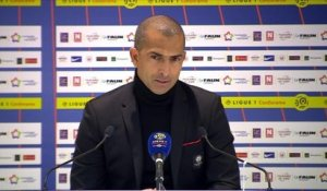 "14e j. - Lamouchi : ""Un point important"""