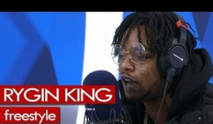Rygin King freestyle EXCLUSIVE! Westwood