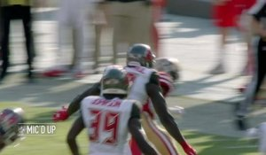Mic'd Up: Jason Pierre-Paul gives Ryan Fitzpatrick a sack for his birthday | Week 13