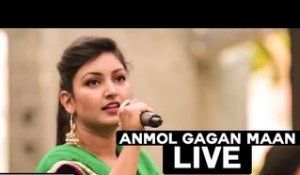 Anmol Gagan Maan Live Performance | Punjabi Super Hit Music 2015