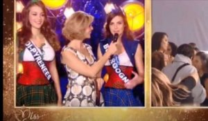 Miss France : la grosse bourde de TF1 en plein direct