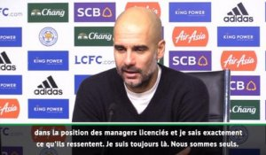 "Premier League: Man City - Guardiola : ""Je suis du côté de Mourinho"""